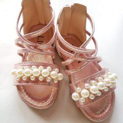 Sandále GLAM - PINK