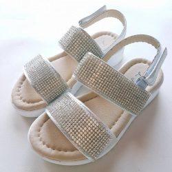 Sandále SHINE - SILVER