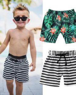 Plavecké šortky STRIPES