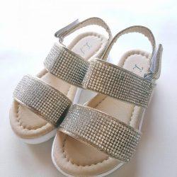 Sandále SHINE - GOLD