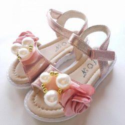 Sandále PEARL - PINK