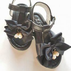 Sandále SATEN - BLACK